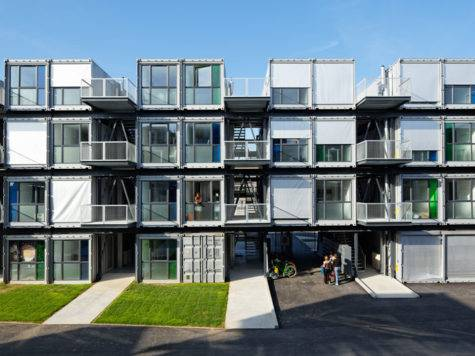Shipping Containers Provides Decent Housing Shippingguide