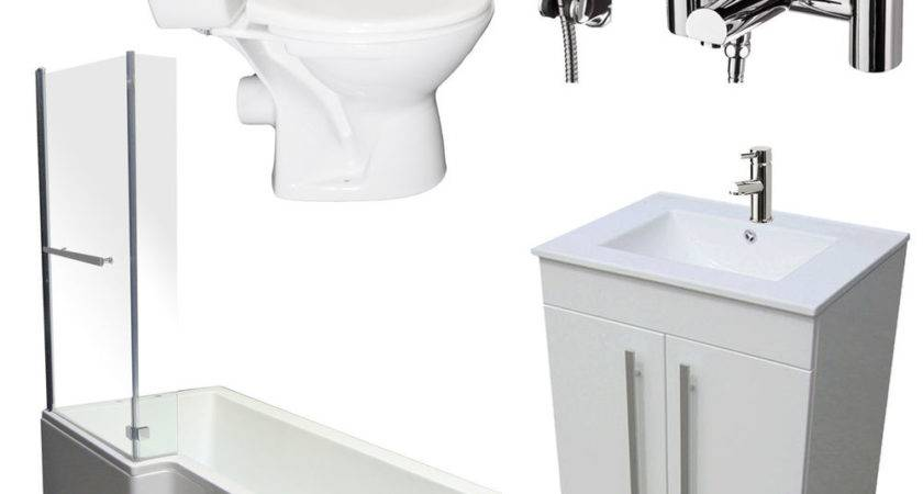 Shower Bath Shape Bathroom Vanity Unit Basin Sink Tap