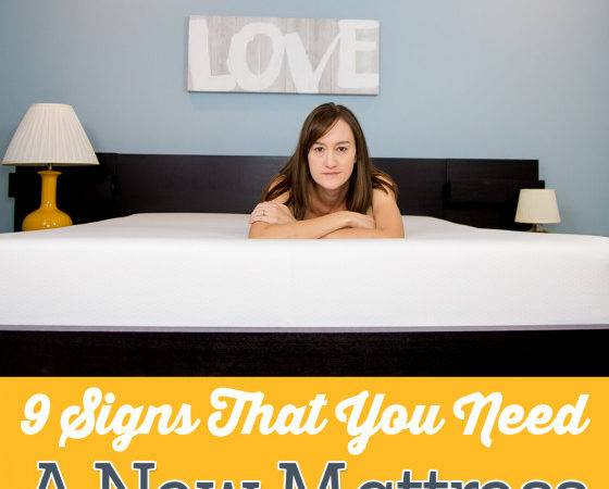 Signs Need New Mattress Daily Mom
