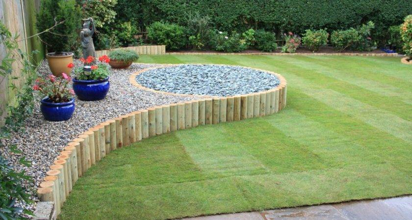 Simple Backyard Design Amazing Beautiful Landscape Ideas