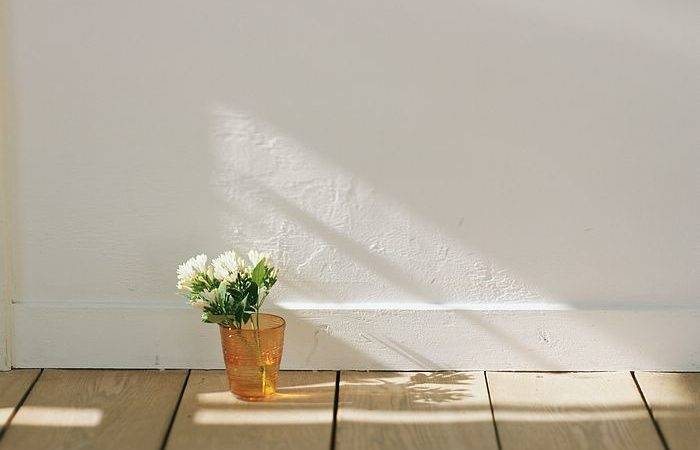 Simple Clean Living Space Wallcoo