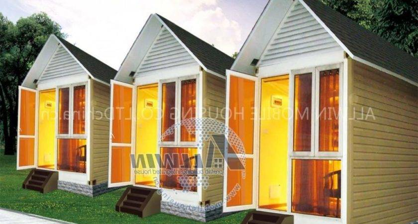 Simple Container Home Designs Set