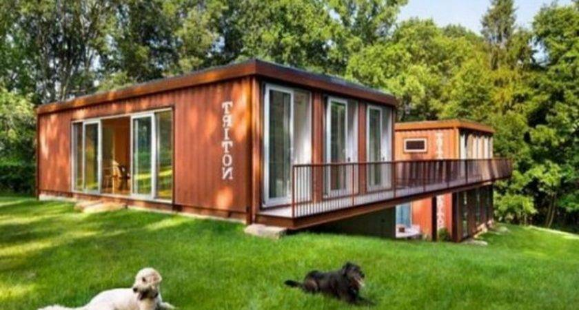 Simple Container Homes House Design