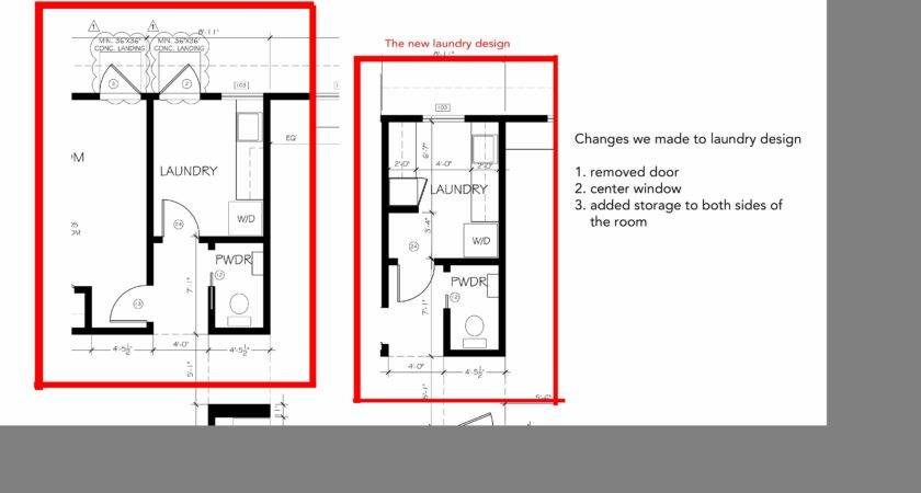 Simple Design Laundry Room Plans Layouts
