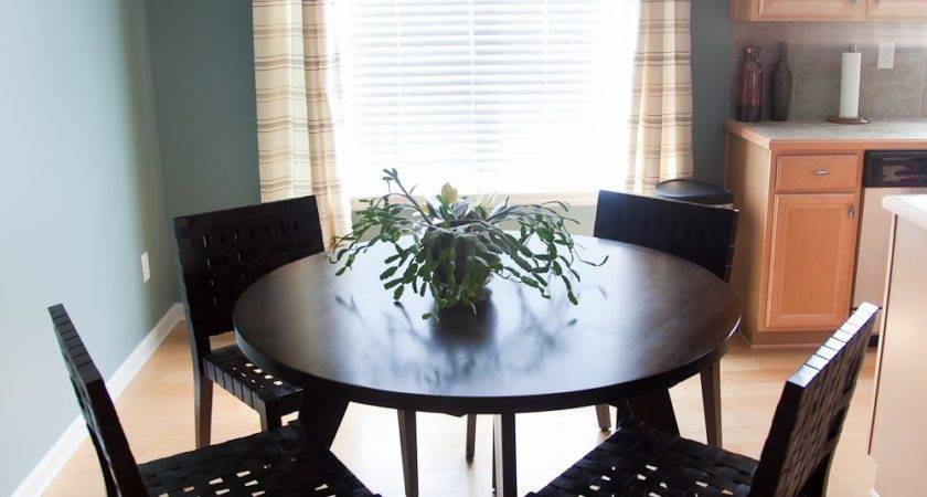 Simple Dining Room Ideas Grasscloth