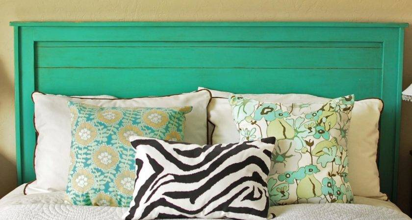 Simple Diy Headboards Bedrooms Bedroom Decorating