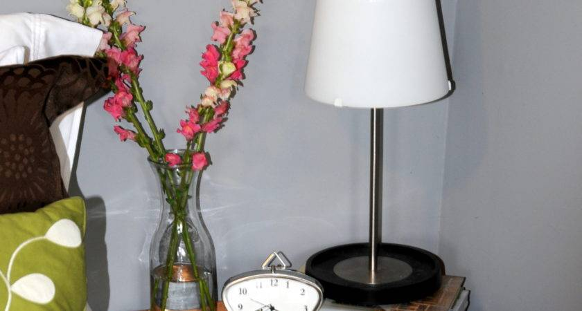 Simple End Table Decorating Ideas Bedroom Space Best
