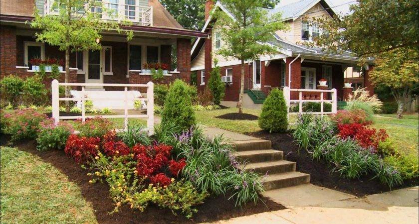 Simple Front Garden Design Ideas Landscaping
