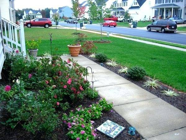 Simple Front Yard Ideas Eatatjacknjills