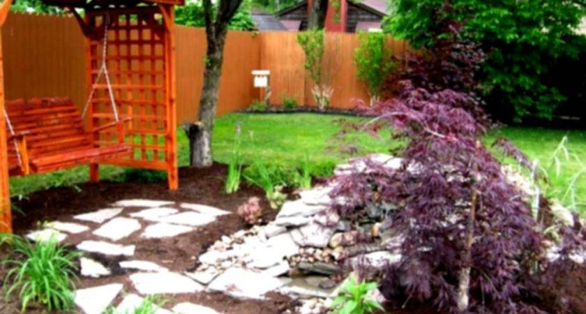 Simple Front Yard Landscaping Ideas Budget Backyard
