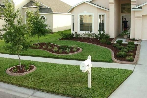 Simple Front Yard Landscaping Ideas Felmiatika
