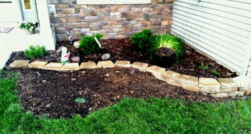 Simple Front Yard Landscaping Ideas Townhouse Patio