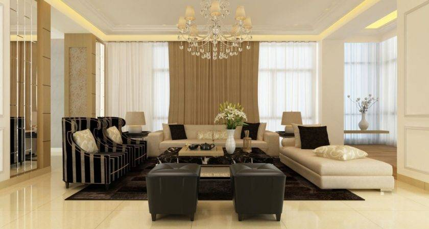 Simple Gypsum Ceiling Designs Living Room All