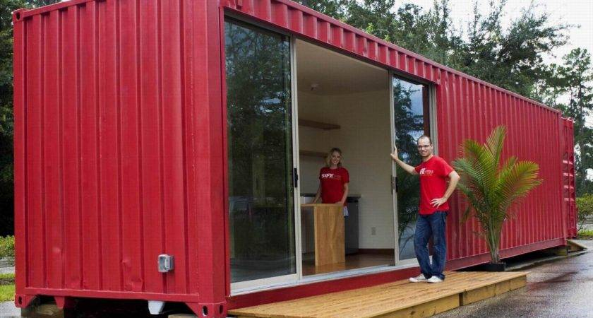 Simple Inexpensive Shipping Container Homes Modern