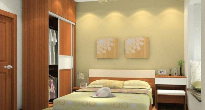 Simple Interior Design Ideas Small Bedroom