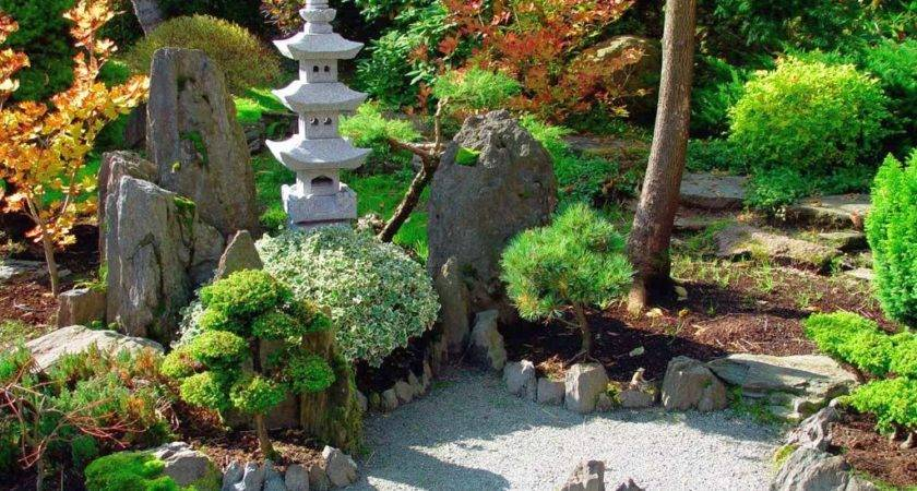 Simple Japanese Garden Designs Small Spaces