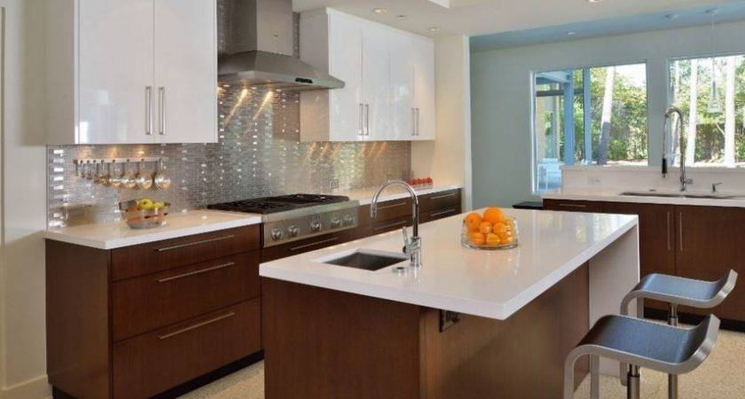 Simple Kitchen Designs Modern Small