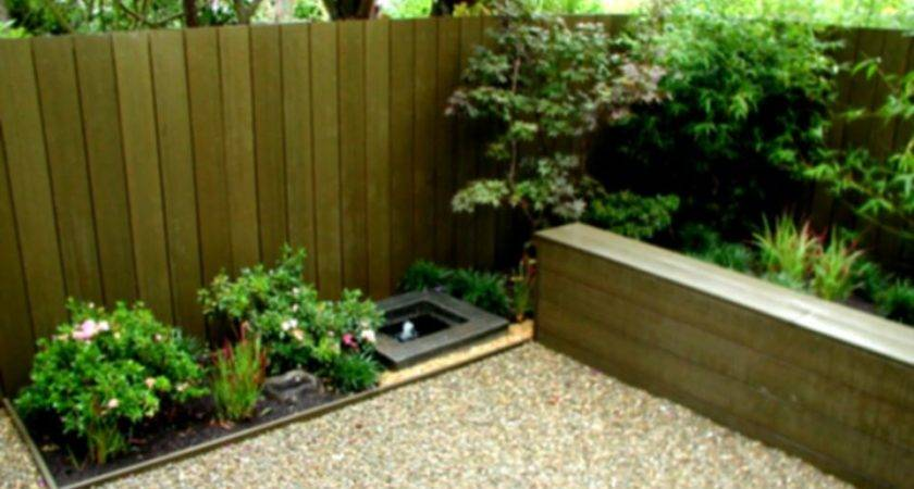 Simple Landscaping Ideas Backyard Contemporary Home