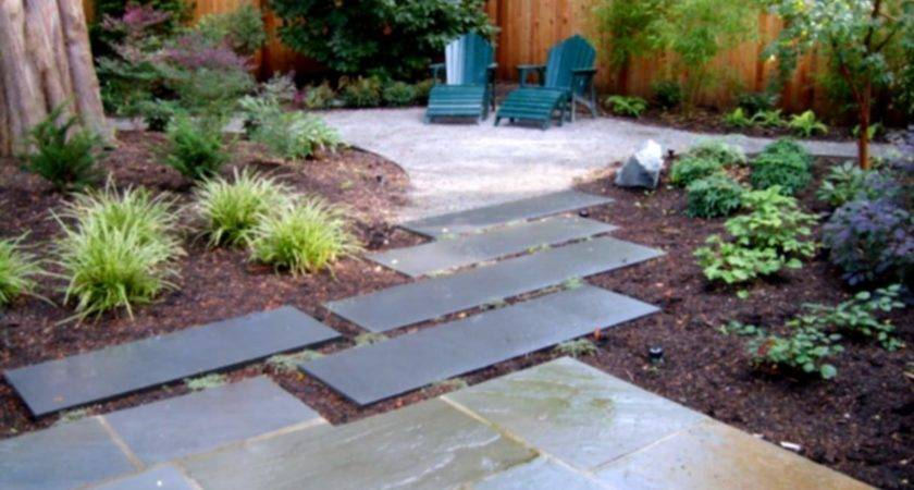 Simple Landscaping Ideas Backyard Landscape