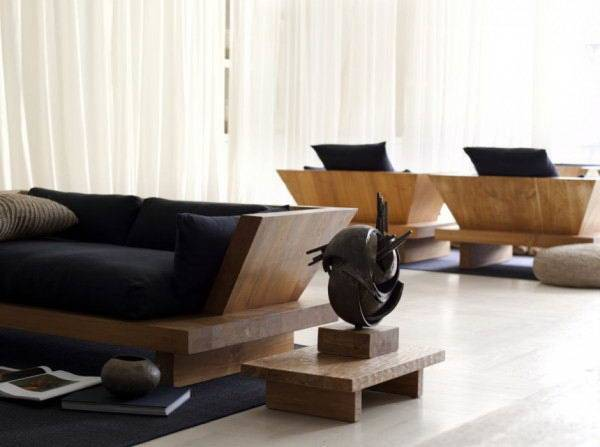 Simple Minimalist Zen Style Home Cor Furniture