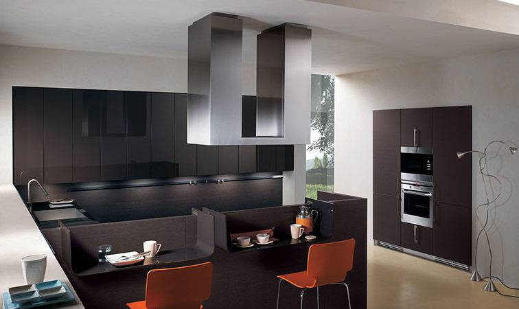 Simple Modern Kitchen Designs Brucall