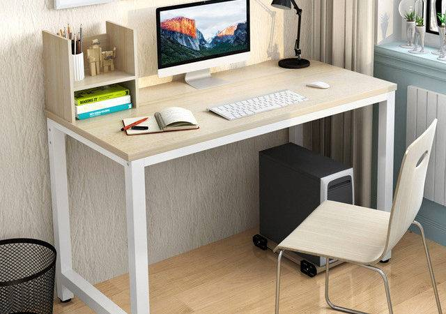 Simple Modern Office Desk Portable Computer Home