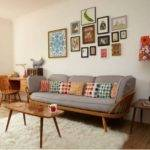 Simple Retro Living Room Decor Amazing