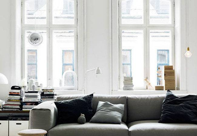 Simple Scandinavian Home Interior Design Decor
