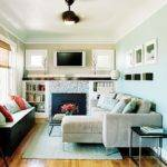 Simple Small House Living Room Remodel Inspiration