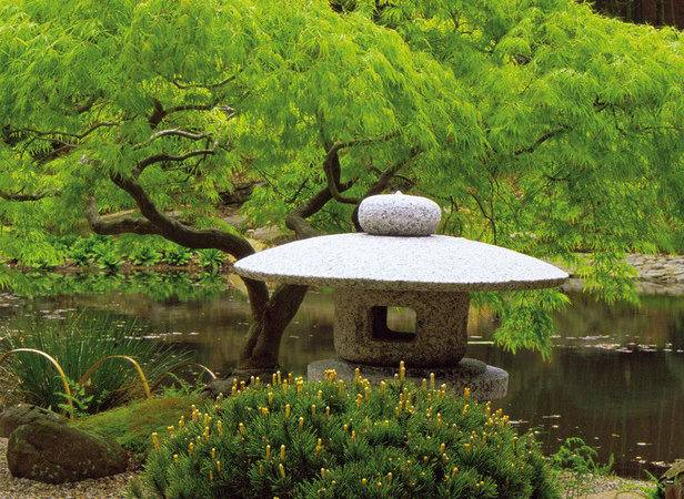 Simple Style Subtle Appeal Japanese Gardens