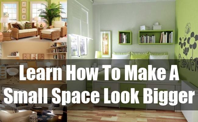 Simple Ways Make Your House Look Bigger Farm