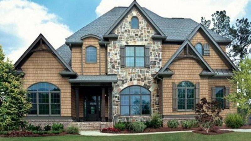 Simple Wonderful Exterior House Painting Ideas
