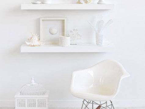 Simply White Decor Lushlee