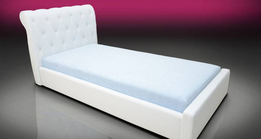 Single Bed Mattress Headboard Bedding Place
