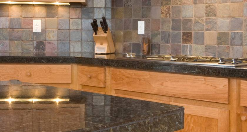 Slate Countertops Kitchen Ninevids