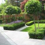 Slate Terrace Contemporary Garden Designs Lynne Marcus
