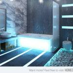 Sleek Ideas Modern Black White Bathrooms Home