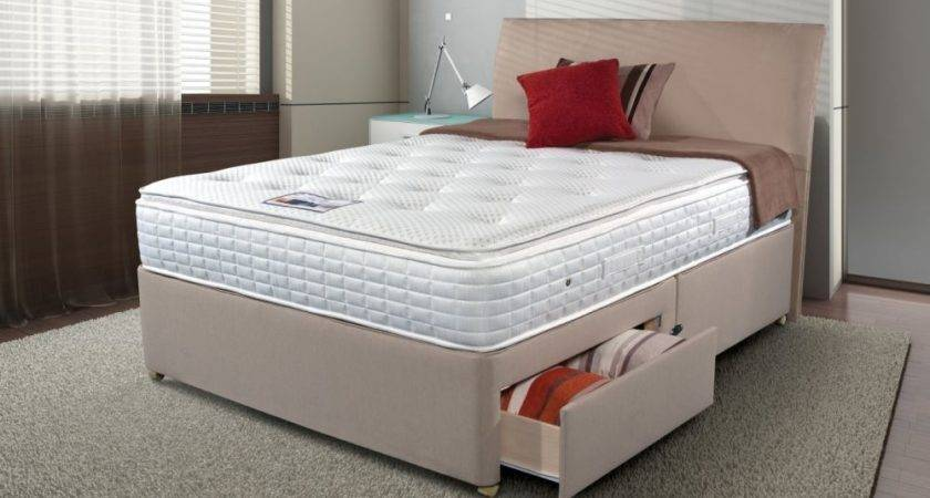 Sleepeezee Cool Sensations Single Mattress Bed