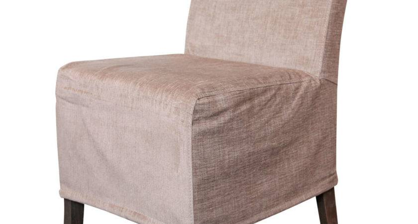 Slip Covered Casual Dining Chairs Stdibs