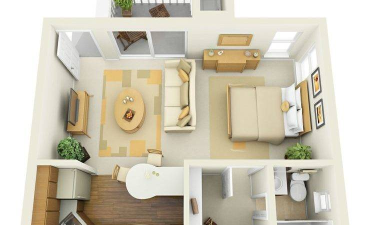 Small Apartment Furniture Layout Home Offices