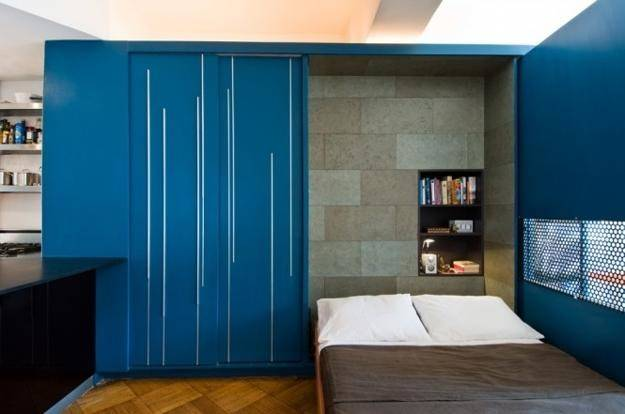 Small Apartment Ideas Creating Multifunctional