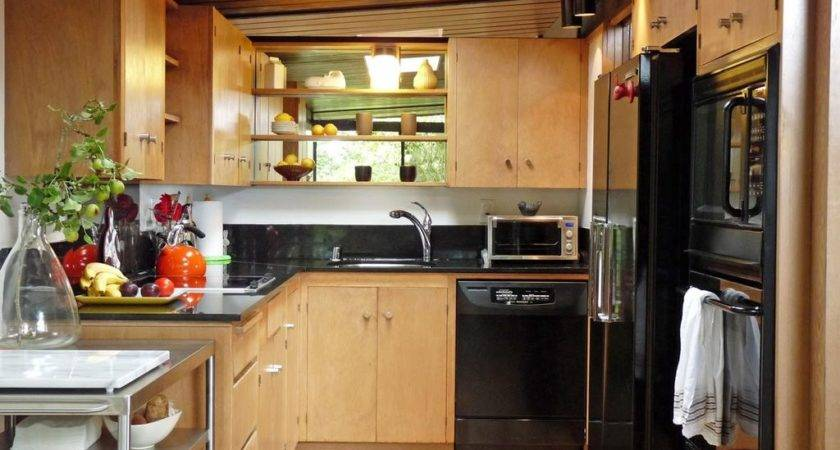 Small Apartment Kitchen Design Kitchentoday