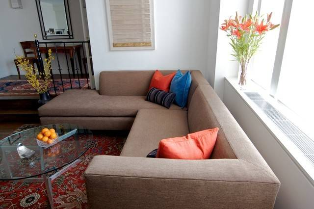 Small Apartment Sectional Sofa