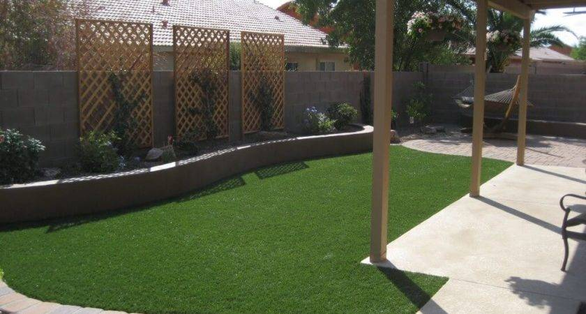 Small Backyard Ideas Can Help Dealing