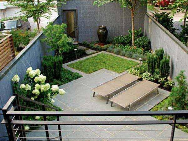Small Backyard Ideas Make Them Look Spacious