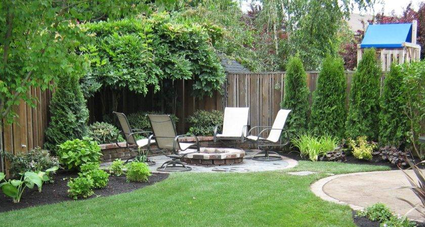 Small Backyard Landscaping Tips Have Know Traba Homes