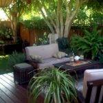 Small Backyard Nice Patio Ideas Decoor