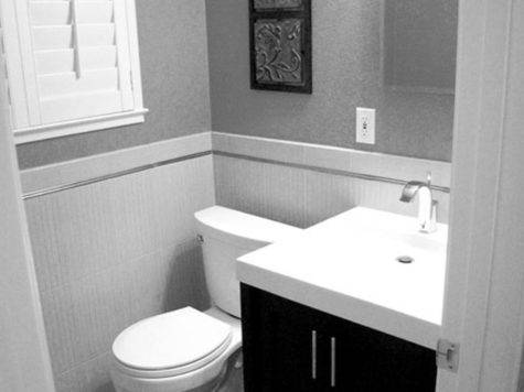 Small Bathroom Cute Design Photos Low