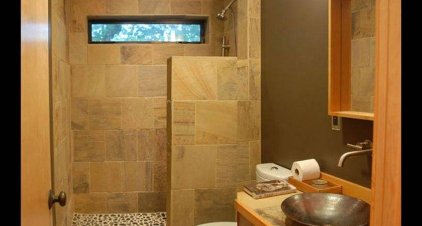 Small Bathroom Designs Shower Only Youtube