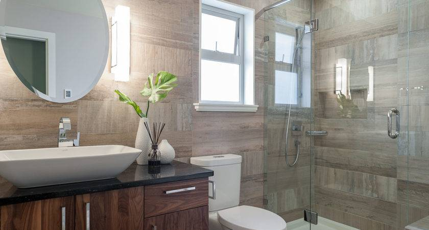 Small Bathroom Renovation Loaded Style Modern Home